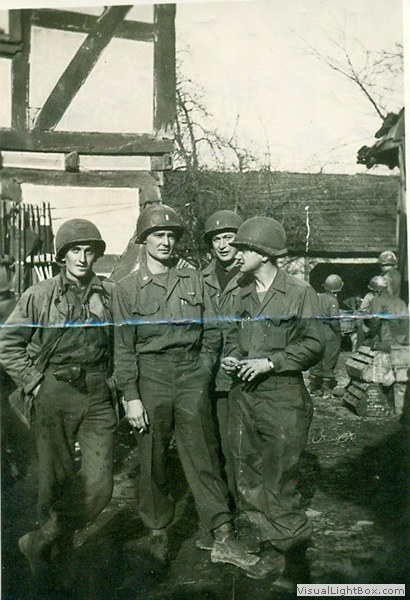 393rd Infantry Regiment, B Co. – 99th Infantry Division