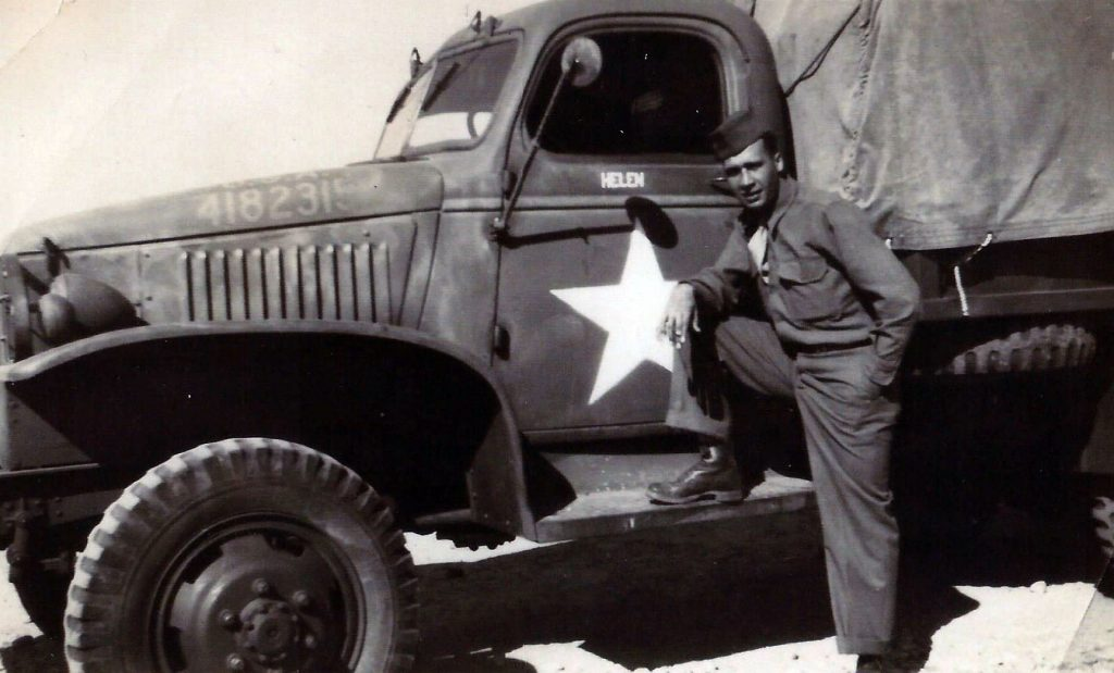 John with truck