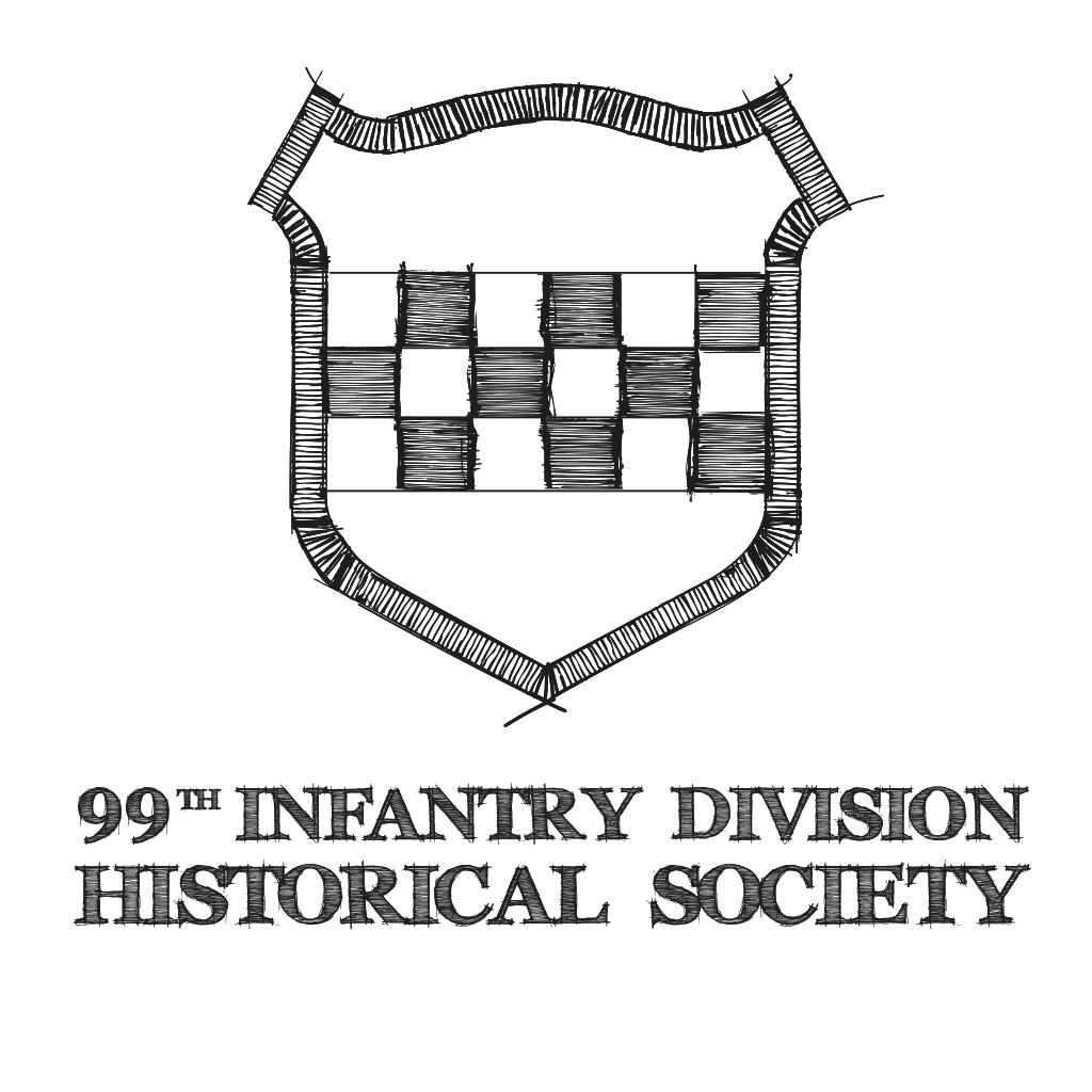 Logo Geschetst 99th Infantry Division Historical Society 1024x1024